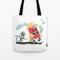Step Aside, Haters! Tote Bag