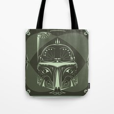 Boba Fett on Acid Tote Bag