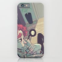 iPhone & iPod Case featuring short term memory loss by Bridget Willoughby