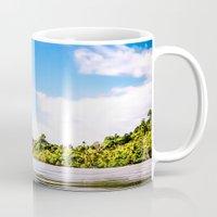 Tropical Wave Mug