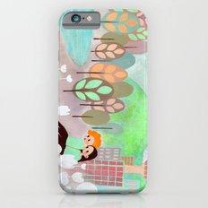 Vancouver Grey iPhone 6s Slim Case