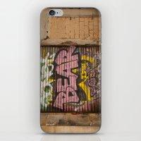 Who's Afraid of the Big Pink Bear iPhone & iPod Skin