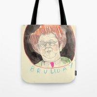 Happy Bruleday Tote Bag