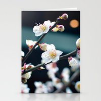 Spring! Stationery Cards