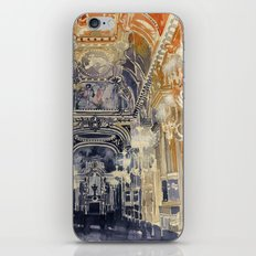 Opera de Paris iPhone & iPod Skin