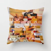 Yo Mama's A Real Estate … Throw Pillow