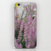 Lovely Pink. iPhone & iPod Skin