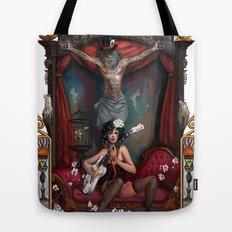 Cirque du Mort Tote Bag