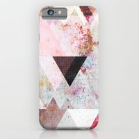 iPhone & iPod Case featuring Graphic 3 by Mareike Böhmer Graphics