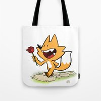 Another Word for Surprise Tote Bag