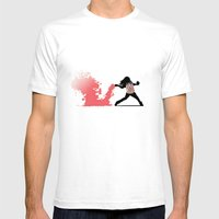 Cant Stop Us Now Mens Fitted Tee White SMALL
