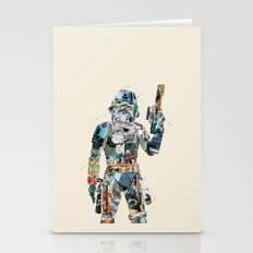 Modern Trooper Stationery Cards