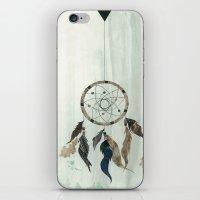 Dream Catcher Reservatio… iPhone & iPod Skin