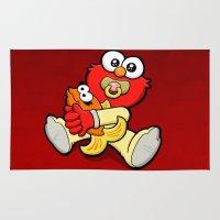 Baby Elmo & Dorothy Rug
