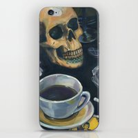 Vanitas iPhone & iPod Skin