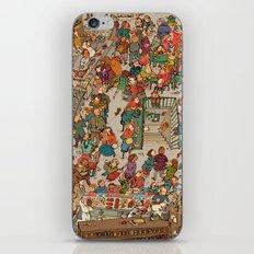 St-Lawrence Market iPhone & iPod Skin