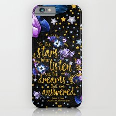 A Court of Mist and Fury - To The Stars iPhone 6 Slim Case