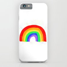 Rainbow Love Slim Case iPhone 6s