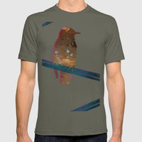I Saw This In A Dream Mens Fitted Tee Lieutenant SMALL