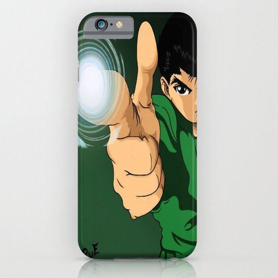 Yusuke Urameshi  iPhone & iPod Case