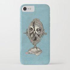 Owl Mirror iPhone 7 Slim Case