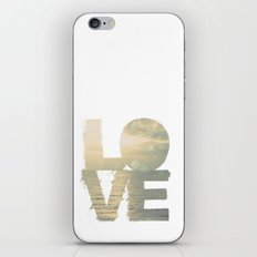 This Love Is Ours iPhone & iPod Skin