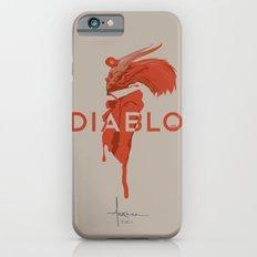 DIABLO409 Slim Case iPhone 6s