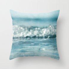 you are the ocean Throw Pillow
