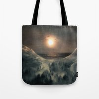 Hope In The Moon Tote Bag