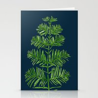 Dawn Redwood Stationery Cards