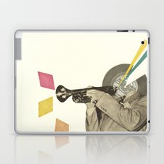 Blue Note Laptop & iPad Skin