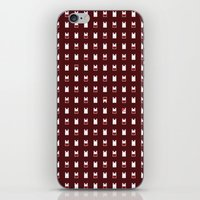 Famous Capsules - Raving… iPhone & iPod Skin