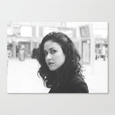 TAYLLA I Canvas Print
