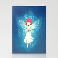 Tooth Fairy Stationery Cards