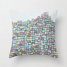 Hill. Throw Pillow