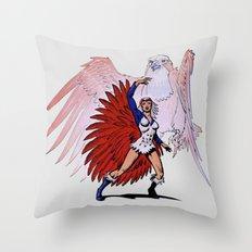 Teela Na Throw Pillow