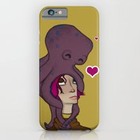 Octopus Head iPhone 6 Slim Case