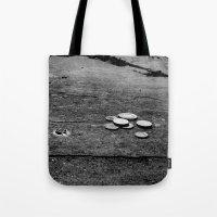 Lose Change  Tote Bag