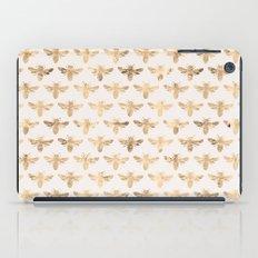 Honey Bees (Sand) iPad Case