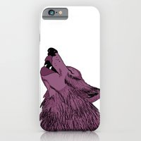 iPhone & iPod Case featuring Howlin for Love by Mars Attacks Design