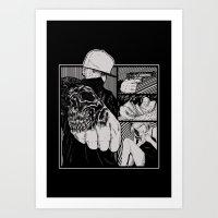 thug life #2 Art Print