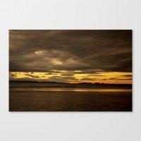 Sunset Dream Canvas Print