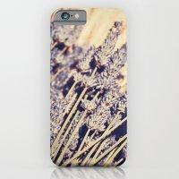 Lavender Flowers iPhone 6 Slim Case