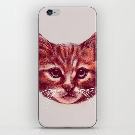 Everybody wants to be a Cat iPhone & iPod Skin