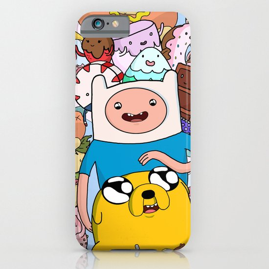 Adventure Time iPhone & iPod Case