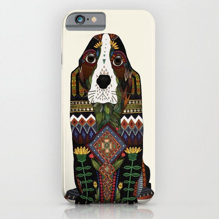 Basset Hound iPhone & iPod Case