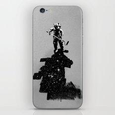 Negative Space iPhone & iPod Skin