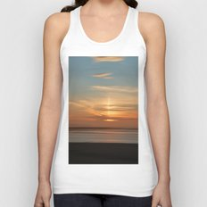 Somerset Sunset Unisex Tank Top