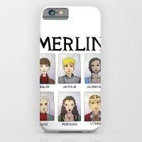 MERLIN iPhone 6 Slim Case