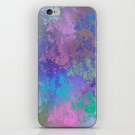 iPhone & iPod Skin featuring Modern Grunge Digitally … by Thea Walstra
